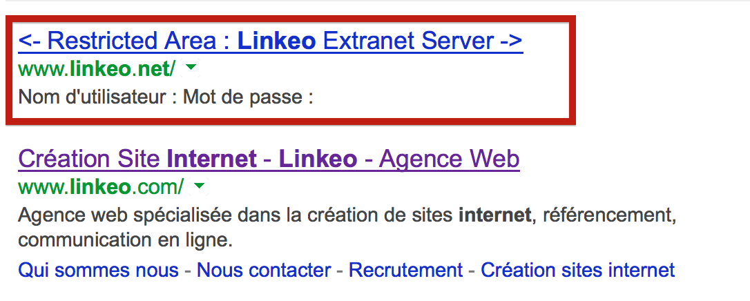 linkeo-extranet