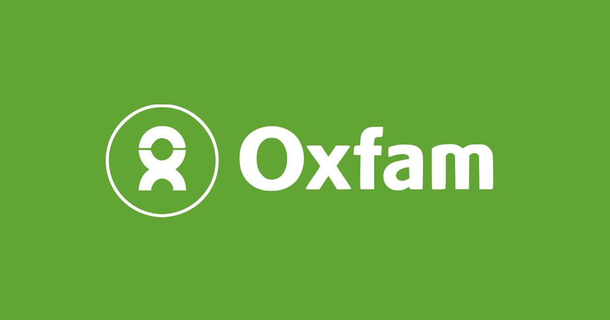 Logo Oxfam - D.R.