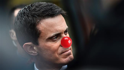 Photo AFP librement adaptée par nos journalistes clowns